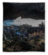 Overpass Fleece Blanket