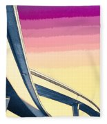 Overpass One Fleece Blanket