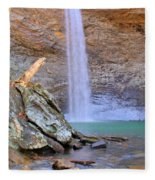 Ozone A 90 Foot Waterfall Fleece Blanket