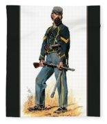 p-troiani020 Don Troiani Fleece Blanket