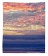 Pacific Colors Fleece Blanket