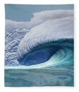 Pacific Dream Fleece Blanket