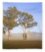 Paddock Sunrise Fleece Blanket