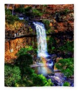 Paddy's Falls Fleece Blanket
