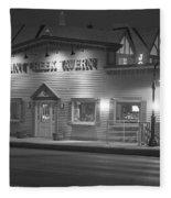 Paint Creek Tavern Fleece Blanket