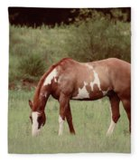 Paint Relaxing Fleece Blanket