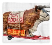 Painted Pony Rodeo Lake George Fleece Blanket
