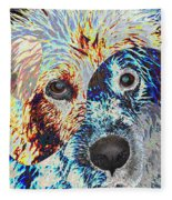 Painters Helper Fleece Blanket