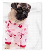 Pajama Party Fleece Blanket