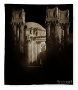 Palace Of Fine Arts Panama-pacific Exposition, San Francisco 1915 Fleece Blanket