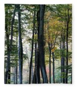 Palatine Forest Fleece Blanket
