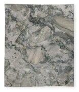 Palazzo Granite Fleece Blanket