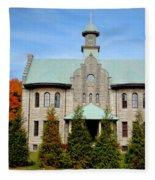 Palenville House 3 Fleece Blanket