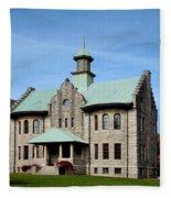 Palenville House 5 Fleece Blanket