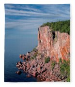 Palisade Head Fleece Blanket