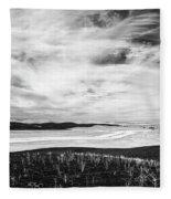 Palouse Field Ir 1034 Fleece Blanket