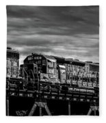 Pan Am Railways 618 616 609 Fleece Blanket