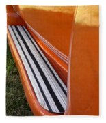 Panel Truck Running Board Fleece Blanket