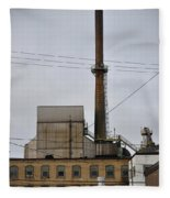 Paper Mill 2 Fleece Blanket