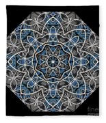 Papilloz - Mandala Fleece Blanket