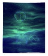 Parallel Universe  Fleece Blanket