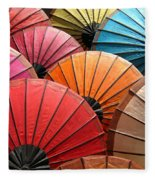 Parasol Fleece Blanket