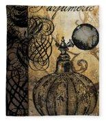 Parfumerie II Fleece Blanket