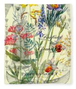 Parfums Godet Paris Fleece Blanket