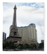 Paris Hotel Fleece Blanket