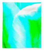 Park Avenue Tulip Fleece Blanket