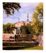 Park University Fleece Blanket