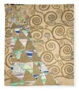 Part Of The Tree Of Life, Part 2 Fleece Blanket