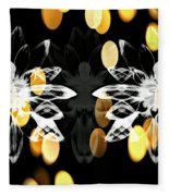 Party Petals Fleece Blanket