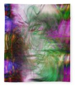 Passage Through Life Fleece Blanket