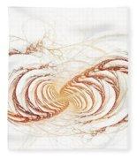 Passage To Clarity Fleece Blanket