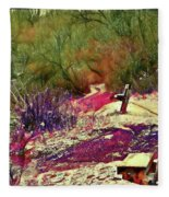 Passion Colors Everything  Fleece Blanket
