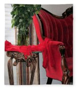 Passionate Afternoon Fleece Blanket