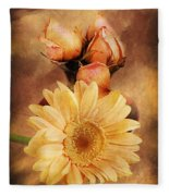 Past Life Fleece Blanket