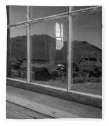 Past Reflections Fleece Blanket
