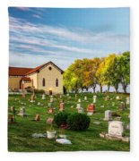 Pastoral Morn Fleece Blanket