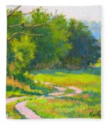 Pasture Road Fleece Blanket