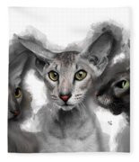 Paterbald Group No 01 Fleece Blanket