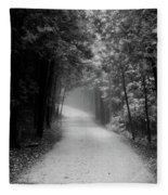 Two Ways Fleece Blanket