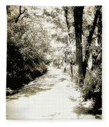 Pathway Fleece Blanket
