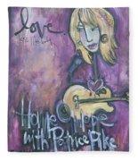 Patrice Pike Live Fleece Blanket