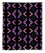 Pattern 58 Fleece Blanket