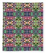 Pattern 8326 Fleece Blanket