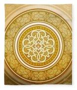 Pattern Art 001 Fleece Blanket