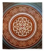 Pattern Art 0012 Fleece Blanket