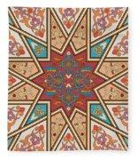 Pattern Art 005 Fleece Blanket